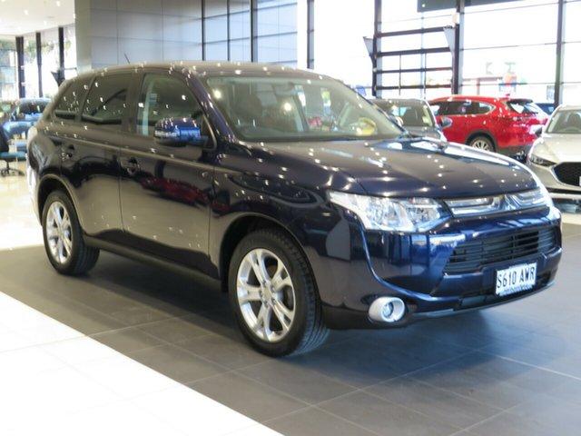 Used Mitsubishi Outlander ZH MY12 LS Edwardstown, 2012 Mitsubishi Outlander LS Wagon