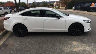 2021 Mazda 6 GL1033 GT SP SKYACTIV-Drive White Pearl 6 Speed Sports Automatic Sedan.