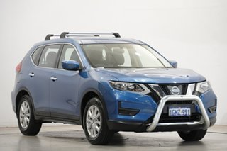 2018 Nissan X-Trail T32 Series II ST X-tronic 4WD Blue 7 Speed Constant Variable Wagon