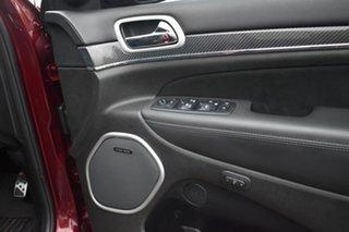2019 Jeep Grand Cherokee WK MY19 SRT Maroon 8 Speed Sports Automatic Wagon