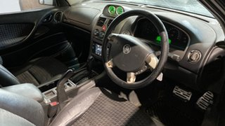 2003 Holden Ute VY Storm S Black 4 Speed Automatic Utility