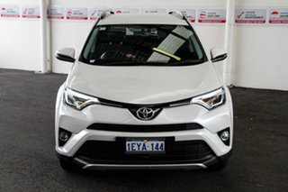 2015 Toyota RAV4 ZSA42R MY16 GXL (2WD) Crystal Pearl Continuous Variable Wagon.