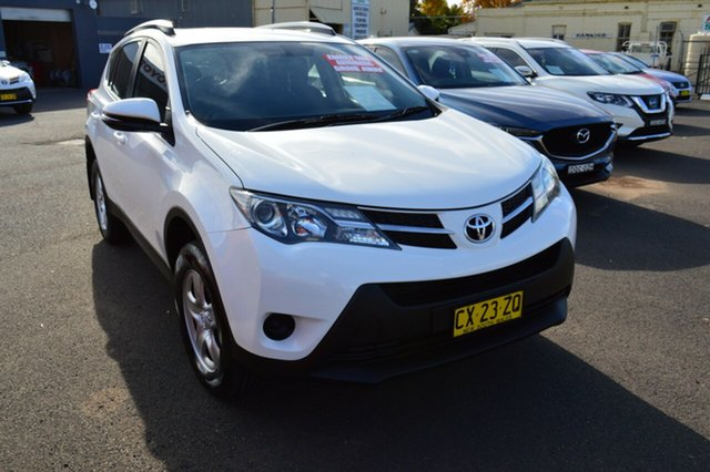 Pre-Owned Toyota RAV4 ASA44R MY16 GX (4x4) Wellington, 2015 Toyota RAV4 ASA44R MY16 GX (4x4) 6 Speed Automatic Wagon