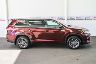 2019 Toyota Kluger GSU50R GXL 2WD Deep Red 8 Speed Sports Automatic Wagon