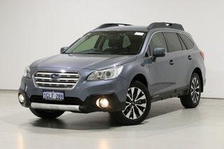 2017 Subaru Outback MY17 2.5i AWD Grey Continuous Variable Wagon.