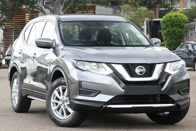 New Nissan X-Trail T32 MY21 ST X-tronic 2WD Wangara, 2021 Nissan X-Trail T32 MY21 ST X-tronic 2WD Gun Metallic 7 Speed Constant Variable Wagon