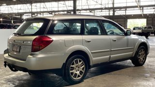2006 Subaru Outback B4A MY06 AWD Silver 4 Speed Sports Automatic Wagon