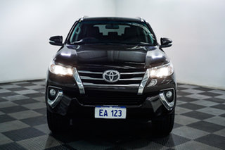2015 Toyota Fortuner GUN156R GXL Brown 6 Speed Automatic Wagon.