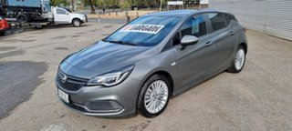 2016 Holden Astra BK MY17 R Grey 6 Speed Sports Automatic Hatchback