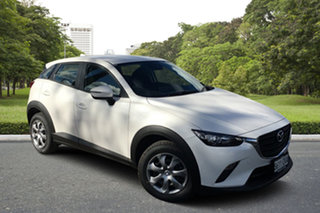 2021 Mazda CX-3 DK2W76 Neo SKYACTIV-MT FWD Sport White Pearl 6 Speed Manual Wagon.