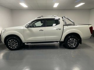 2016 Nissan Navara D23 S2 ST-X White 7 Speed Sports Automatic Utility