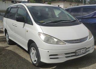 2002 Toyota Estima Pearl Automatic Wagon