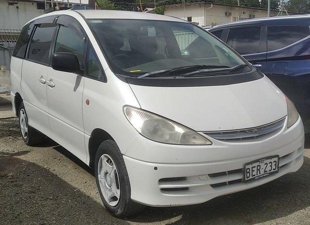 Used Toyota Estima , 2002 Toyota Estima Pearl Automatic Wagon