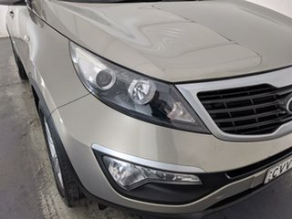 2013 Kia Sportage SL MY13 SI Silver 5 Speed Manual Wagon.