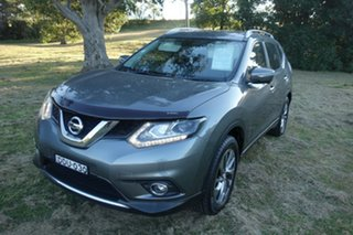 2016 Nissan X-Trail T32 TL 4WD Grey 6 Speed Manual Wagon