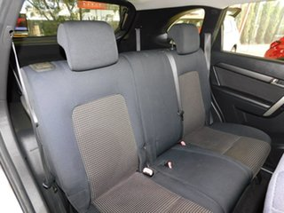 2008 Holden Captiva CG MY08 CX AWD Grey 5 Speed Sports Automatic Wagon
