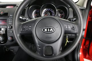 2013 Kia Cerato TD MY13 SI Red 6 Speed Manual Hatchback