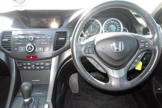 2012 Honda Accord Euro CU MY12 Silver 5 Speed Automatic Sedan