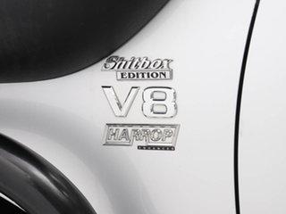 2019 Nissan Patrol Y62 Series 4 MY18 TI (4x4) Silver, Chrome 7 Speed Automatic Wagon