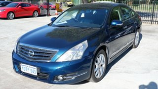 2011 Nissan Maxima J32 350 X-tronic ST-S Blue 6 Speed Constant Variable Sedan.