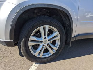 2011 Nissan X-Trail T31 Series IV ST 2WD Silver 6 Speed Manual Wagon.