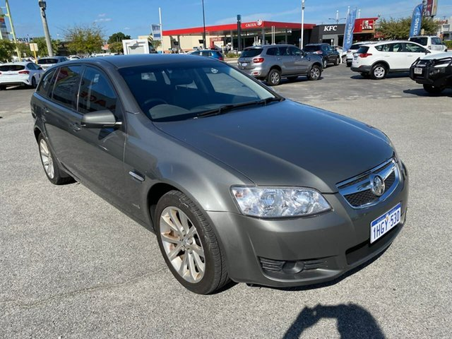 Used Holden Berlina VE II International Sportwagon Morley, 2011 Holden Berlina VE II International Sportwagon Grey 6 Speed Sports Automatic Wagon