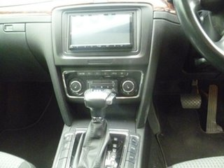 2010 Skoda Superb 3T MY11 Ambition DSG 118TSI Blue 7 Speed Sports Automatic Dual Clutch Wagon