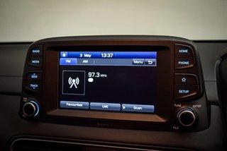 2018 Hyundai Kona OS.2 MY19 Highlander D-CT AWD Orange 7 Speed Sports Automatic Dual Clutch Wagon