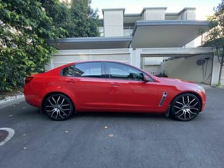 2014 Holden Commodore VF MY14 Evoke Red 6 Speed Sports Automatic Sedan.