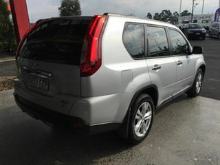 2012 Nissan X-Trail T31 MY11 ST (4x4) Silver 6 Speed CVT Auto Sequential Wagon