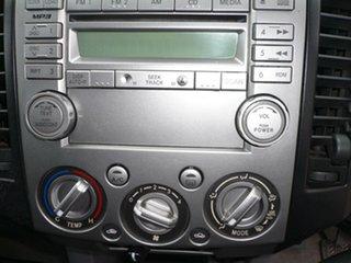 2009 Ford Ranger PK XLT Crew Cab White 5 Speed Manual Utility