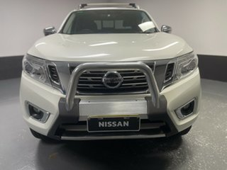 2016 Nissan Navara D23 S2 ST-X White 7 Speed Sports Automatic Utility.