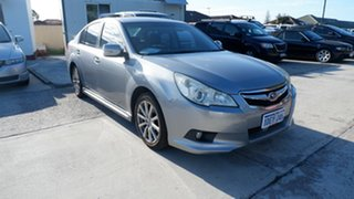 2009 Subaru Liberty B4 MY09 AWD Silver 4 Speed Sports Automatic Sedan.