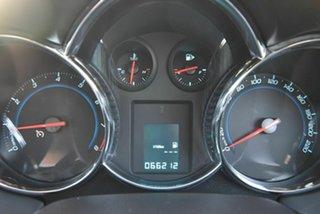 2011 Holden Cruze JH Series II MY11 CDX Grey 5 Speed Manual Sedan