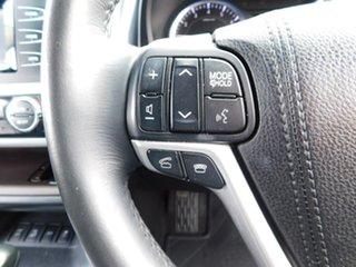 2015 Toyota Kluger GSU55R GXL AWD Blue 6 Speed Sports Automatic Wagon