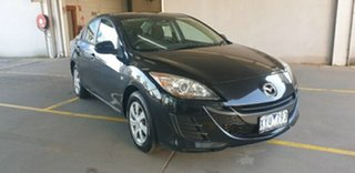2010 Mazda 3 BL10F1 Neo Activematic Black 5 Speed Sports Automatic Sedan.