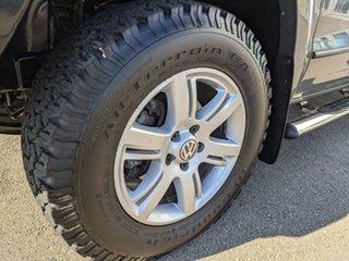 2015 Volkswagen Amarok 2H MY16 TDI420 4Motion Perm Highline Graphite 8 Speed Automatic Utility.