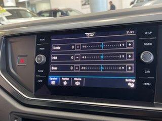 2021 Volkswagen Polo AW MY21 70TSI Trendline Black 5 Speed Manual Hatchback