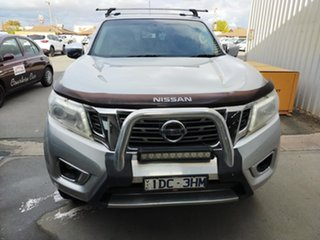 2015 Nissan Navara D23 ST 7 Speed Sports Automatic Utility.