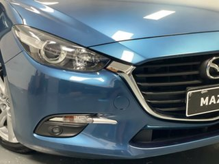 2019 Mazda 3 BN5236 SP25 SKYACTIV-MT Blue 6 Speed Manual Sedan.