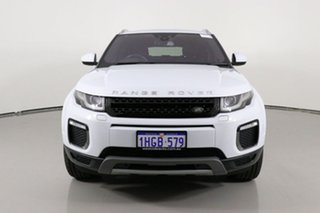 2017 Land Rover Range Rover Evoque LV MY17 TD4 180 HSE Yulong White 9 Speed Automatic Wagon.