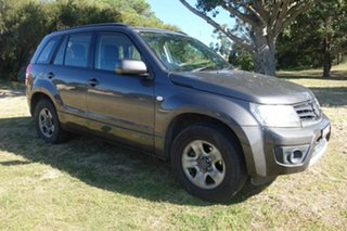 2014 Suzuki Grand Vitara JB MY13 Urban 2WD Grey 4 Speed Automatic Wagon.