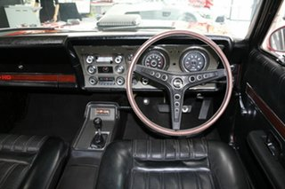 1971 Ford Falcon XY GT Red 4 Speed Manual Sedan