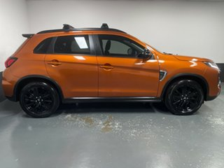 2019 Mitsubishi ASX XD MY20 GSR 2WD Sunshine Orange 6 Speed Constant Variable Wagon