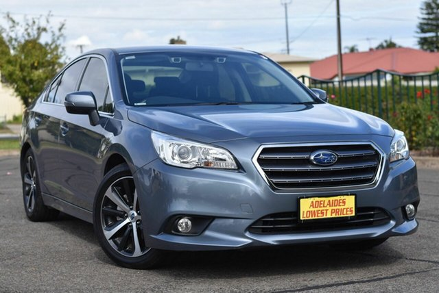 Used Subaru Liberty B6 MY17 2.5i CVT AWD Enfield, 2017 Subaru Liberty B6 MY17 2.5i CVT AWD Grey 6 Speed Constant Variable Sedan