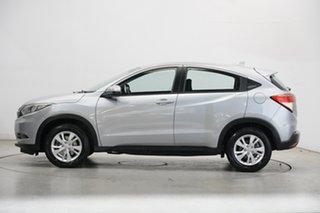 2017 Honda HR-V MY17 VTi Silver 1 Speed Constant Variable Hatchback.