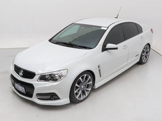 2014 Holden Commodore VF SS-V White 6 Speed Automatic Sedan