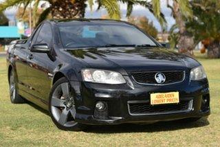2012 Holden Ute VE II MY12.5 SV6 Z Series Black 6 Speed Manual Utility.