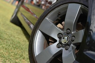 2012 Holden Ute VE II MY12.5 SV6 Z Series Black 6 Speed Manual Utility