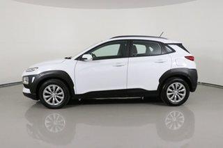 2019 Hyundai Kona OS.3 MY20 GO (FWD) White 6 Speed Automatic Wagon